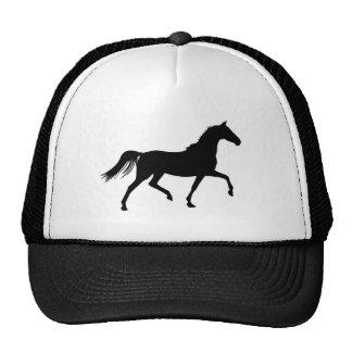 Horse Prancer Mesh Hats