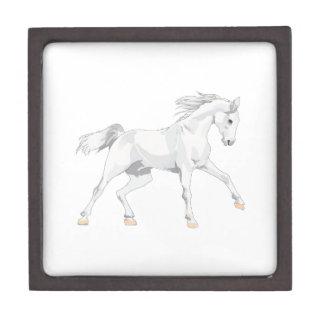 HORSE PREMIUM JEWELRY BOX