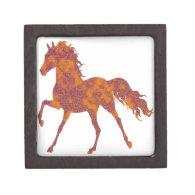 HORSE PREMIUM JEWELRY BOXES