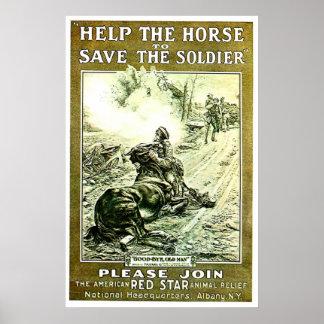 Horse - Print
