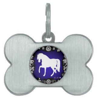 HORSE PRODUCTS PET NAME TAG
