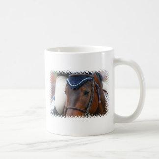 Horse Profile Coffee Mug