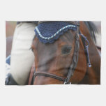 Horse Profile Kitchen Towel