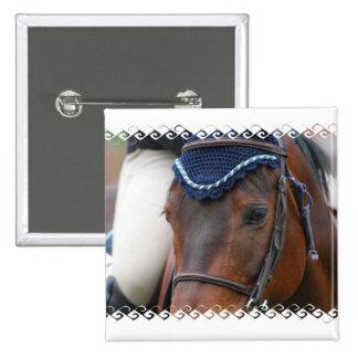 Horse Profile Pin
