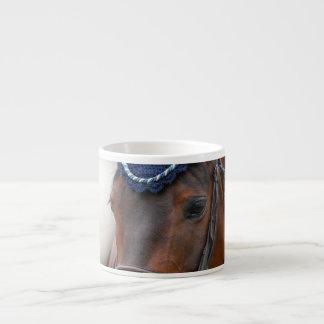 Horse Profile Specialty Mug Espresso Cups