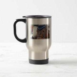 Horse Profile Travel Mug