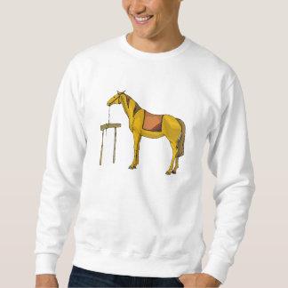 Horse Pull Over Sweatshirt