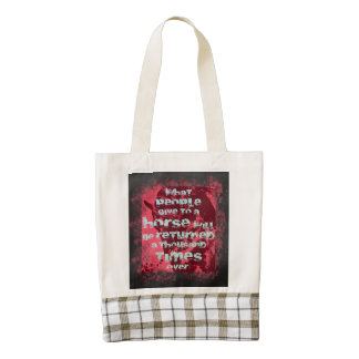 Horse Quote II - Tote