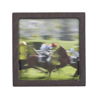 horse race 2 keepsake box