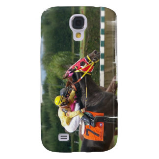 Horse Race Finish iPhone 3G Case Samsung Galaxy S4 Covers