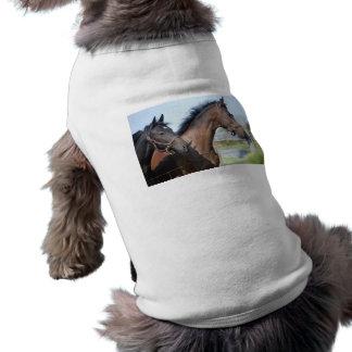 Horse Race Finish Line T-Shirt