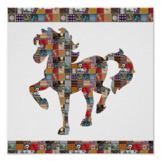 HORSE Race Gamble Artistic LOWprice NVN513 Casino Posters