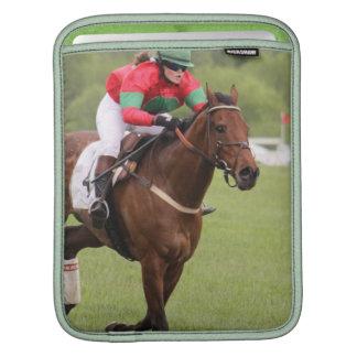 Horse Race iPad Sleeve
