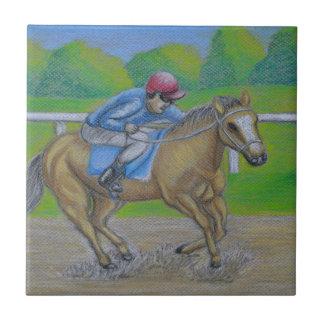 Horse race tiles