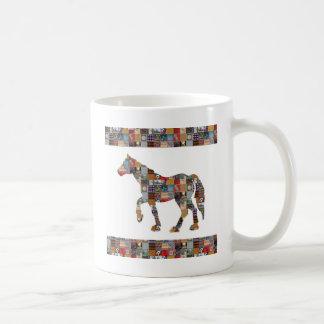 HORSE RaceClub Gamble Polo Striker NVN692 GIFTS Classic White Coffee Mug