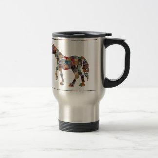 HORSE RaceClub Gamble Polo Striker NVN692 GIFTS Travel Mug