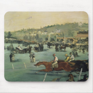 Horse Racing, 1872 Mouse Pad