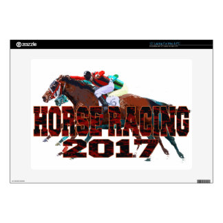 horse racing 2017 skin for laptop