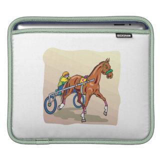 Horse Racing 3 Sleeve For iPads