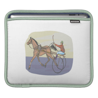 Horse Racing 4 iPad Sleeve