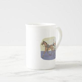 Horse Racing 4 Tea Cup