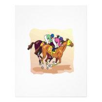 Horse Racing 6 Flyer