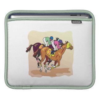 Horse Racing 6 iPad Sleeve