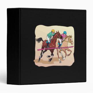 Horse Racing 7 Binder