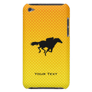 Horse Racing Barely There iPod Covers