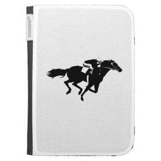 Horse Racing Kindle Folio Case