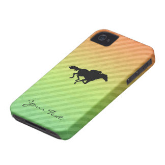 Horse Racing iPhone 4 Cases
