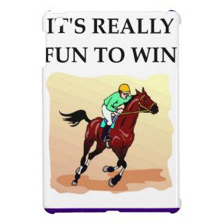 horse racing case for the iPad mini