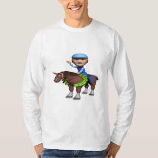 Horse Racing Champion T-Shirt