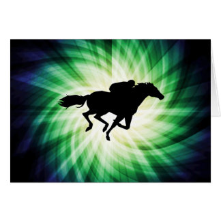 Horse Racing; Cool Cards
