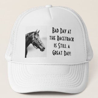 Horse Racing Fan Hat