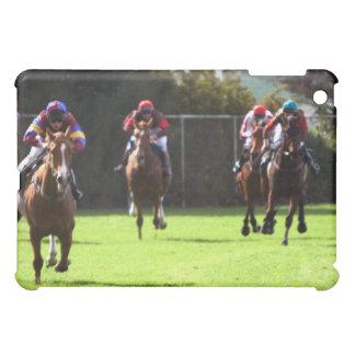Horse Racing Field iPad Case