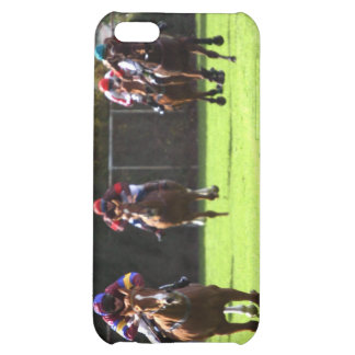 Horse Racing Field iPhone 4 Case