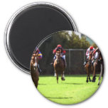 Horse Racing Field Magnet Refrigerator Magnet
