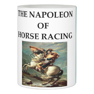 horse racing flameless candle