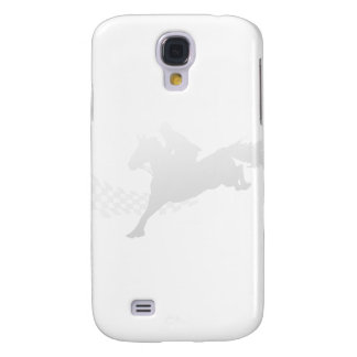 Horse Racing Galaxy S4 Covers
