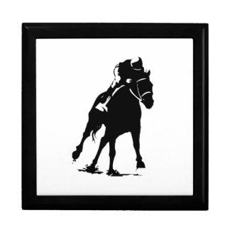 Horse Racing Trinket Box