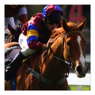 Horse Racing Invitation