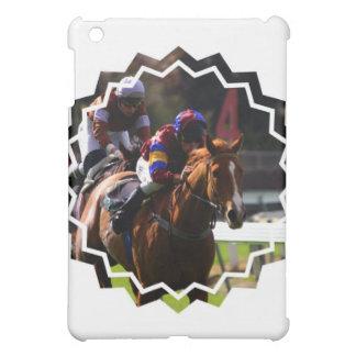 Horse Racing iPad Case