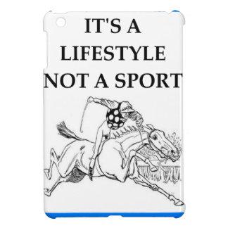 horse racing iPad mini covers