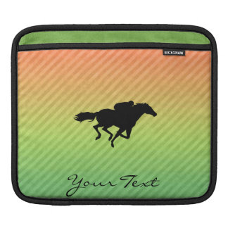 Horse Racing Sleeves For iPads