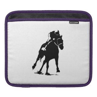 Horse Racing iPad Sleeves