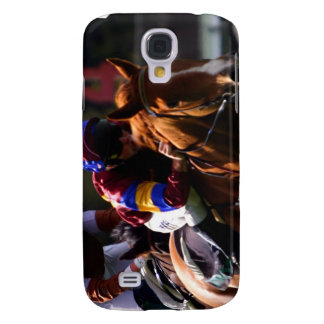 Horse Racing iPhone 3G Case Galaxy S4 Cover