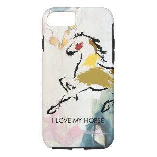 Horse racing iPhone 8/7 case