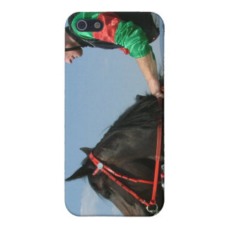 Horse Racing iPhone Case Cover For iPhone 5