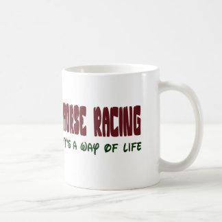 Horse Racing It's a way of life Coffee Mugs